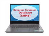 Komponen Database